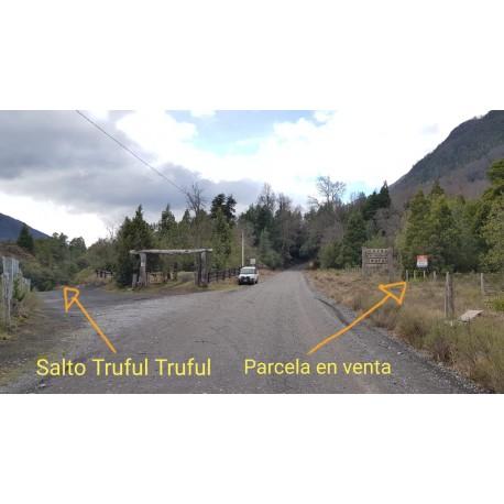 Vende parcela turística en La Araucanía, 5000 m2.